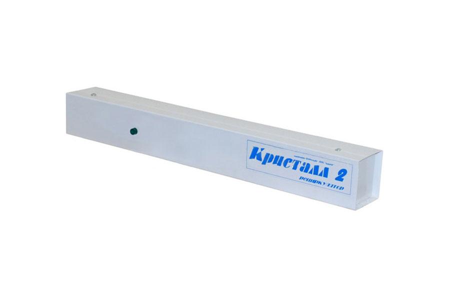 Облучатель-рециркулятор ультрафиолетовый бактерицидный кристалл-2.