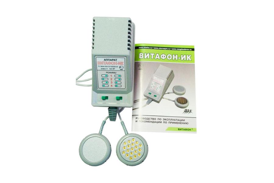Витафон аппарат виброакустический инструкция
