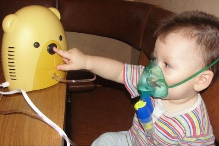 Как сделать ингалятор ребенку в домашних условиях