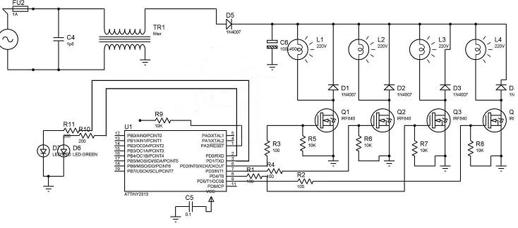 Алмаг 01 схема электрическая принципиальная